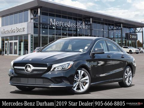 New 2019 Mercedes-Benz CLA250 4MATIC Coupe