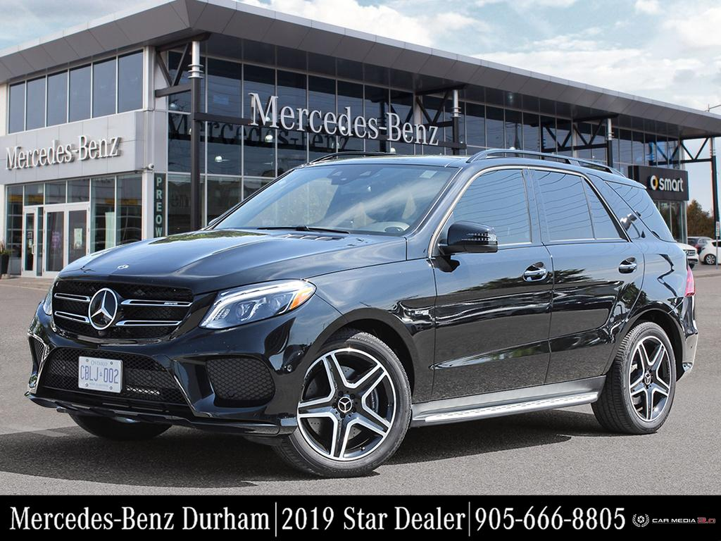 New 2019 Mercedes-Benz GLE43 AMG 4MATIC SUV
