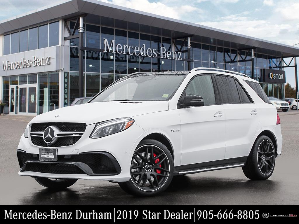 Certified Pre-Owned 2016 Mercedes-Benz GLE63 AMG S 4MATIC