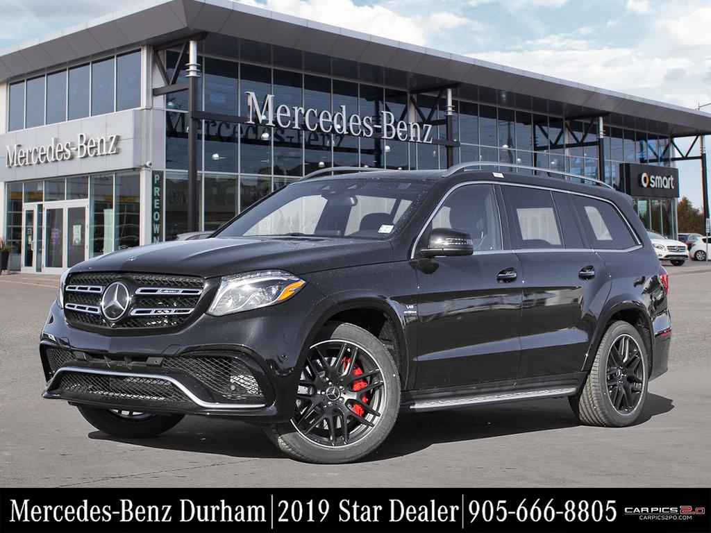 New 2019 Mercedes-Benz GLS63 AMG SUV