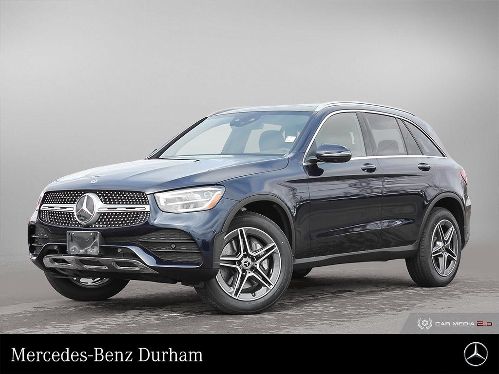 New 2020 Mercedes-Benz GLC300 4MATIC SUV