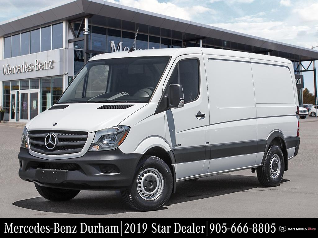 Certified Pre-Owned 2015 Mercedes-Benz Sprinter 2500 Cargo 144