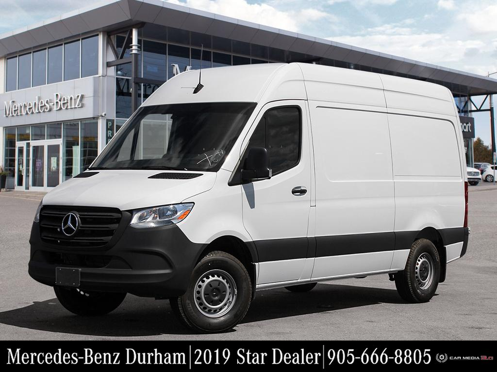 New 2019 Mercedes-Benz Sprinter Gas 1500 Cargo 144