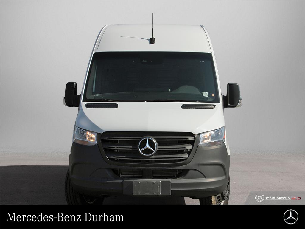 New 2019 Mercedes-Benz Sprinter V6 4500 Cargo 170 Ext