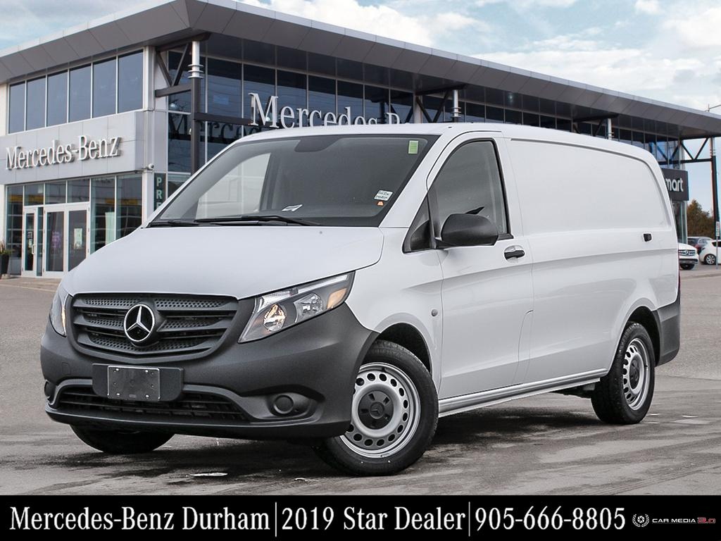 New 2020 Mercedes-Benz Metris Cargo Van 126