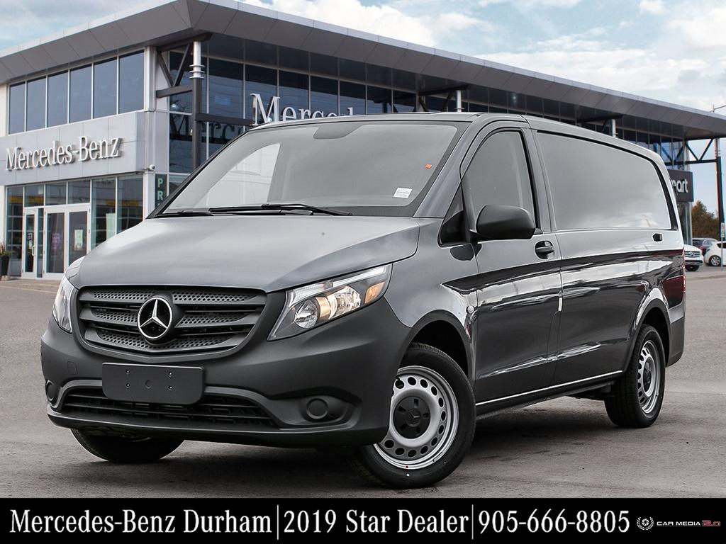 New 2019 Mercedes-Benz Metris Cargo Van 126