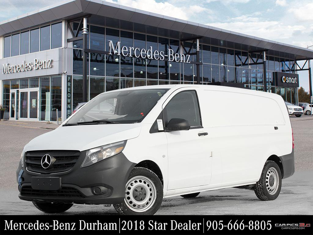 New 2018 mercedes benz metris metris cargo van 135 for Mercedes benz work vans