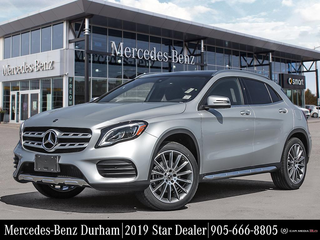 New 2020 Mercedes-Benz GLA250 4MATIC SUV