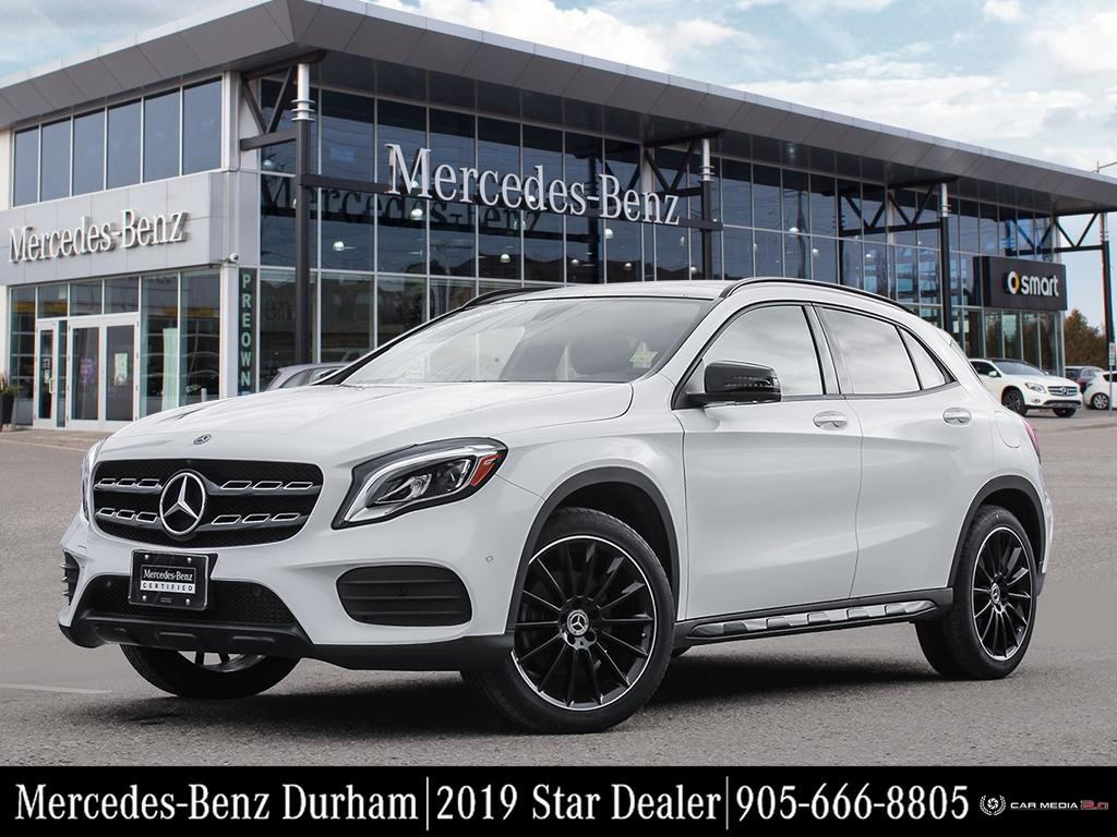 Certified Pre-Owned 2020 Mercedes-Benz GLA250 4MATIC SUV