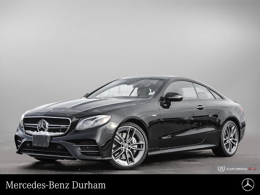 New 2020 Mercedes-Benz E53 4MATIC+ Coupe