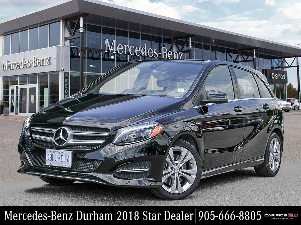 new 2018 mercedes benz b class b250 sports tourer in. Black Bedroom Furniture Sets. Home Design Ideas