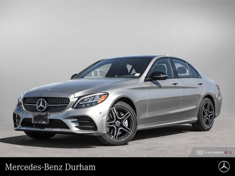 2020 Mercedes-Benz C300 4MATIC Sedan