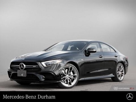 2020 Mercedes-Benz CLS53 AMG 4MATIC+ Coupe