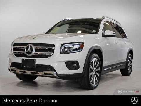 2020 Mercedes-Benz GLB250 4MATIC SUV