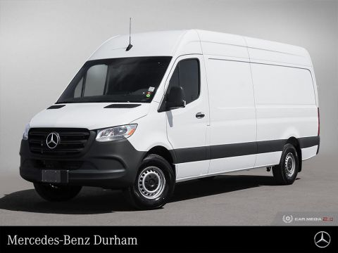2020 Mercedes-Benz Sprinter V6 2500 Cargo 170