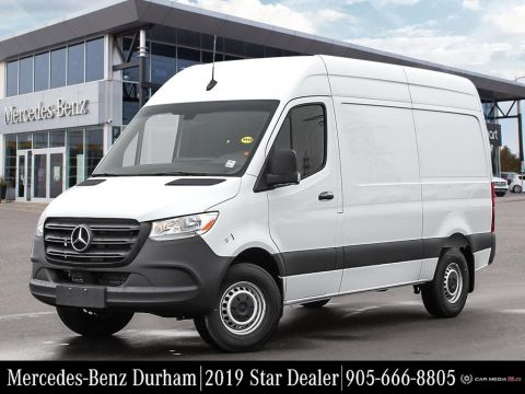 New 2019 Mercedes-Benz Sprinter V6 2500 Cargo 144
