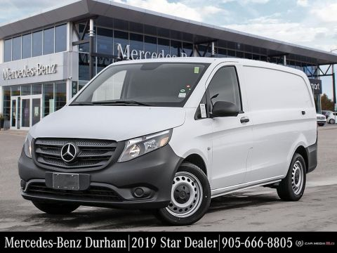 New 2020 Mercedes-Benz Metris Cargo Van 126""