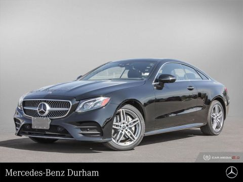2020 Mercedes-Benz E450 4MATIC Coupe