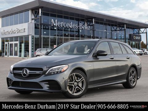 New 2019 Mercedes-Benz C43 AMG 4MATIC Wagon