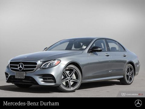 2020 Mercedes-Benz E350 4MATIC Sedan