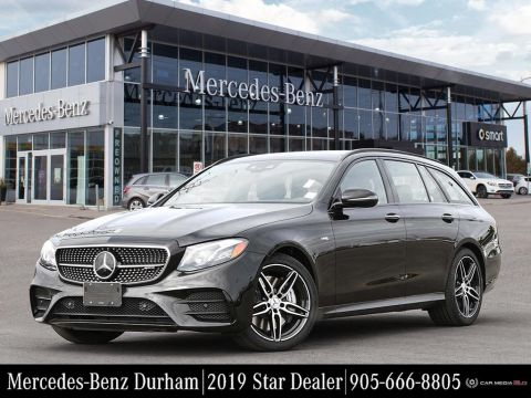 New 2019 Mercedes-Benz E53 AMG 4MATIC+ Wagon